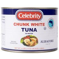 Premium Chunk White Albacore Tuna - 66.5 oz. Can