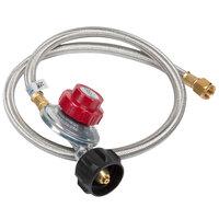 Backyard Pro 10 PSI LP Gas Connector Hose and Regulator