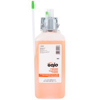 GOJO® 8562-02 CX Luxury 1500 mL Orange Blossom Foaming Antibacterial Hand Soap