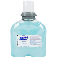 Purell® 5496-04 TFX VF481 1200 mL Gel Instant Hand Sanitizer   - 4/Case