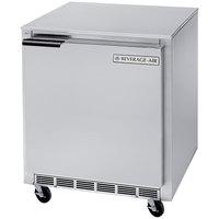 Beverage-Air UCR24A 24 inch Undercounter Refrigerator - 6.5 Cu. Ft.