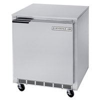 Beverage-Air UCF24A 24 inch Undercounter Freezer - 6.5 Cu. Ft.