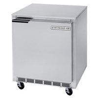 Beverage-Air UCR41A 41 inch Undercounter Refrigerator - 14.75 Cu. Ft.