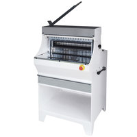 Doyon CPF412 Floor Model Bread Slicer - 1/2 inch Cutting Width