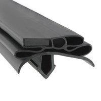 True 932587 Equivalent Magnetic Door Gasket - 26 3/4 inch x 26 3/4 inch