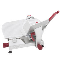Berkel 829E-PLUS 14 inch Manual Gravity Feed Meat Slicer - 1/2 hp