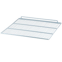 Delfield GB3978321 Coated Wire Shelf with Pins - 26 inch x 22 3/8 inch