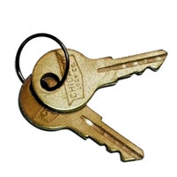 True 980887 Replacement Key Set