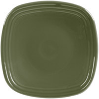 Homer Laughlin 921340 Fiesta Sage 7 1/2 inch Square Salad Plate - 12/Case
