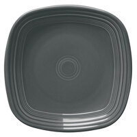 Homer Laughlin 920339 Fiesta Slate 9 1/4 inch Square Luncheon Plate - 12/ Case