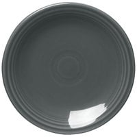 Homer Laughlin 464339 Fiesta Slate 7 1/4 inch Salad Plate - 12/Case