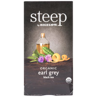 Steep By Bigelow Organic Earl Grey Tea - 20 / Box