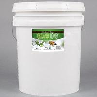Monarch's Choice Organic Honey 60 lb. Pail