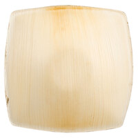 EcoChoice 6 inch Square Coupe Palm Leaf Bowl   - 100/Case