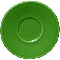 Homer Laughlin 293324 Fiesta Shamrock 6 3/4 inch Jumbo Saucer - 12/Case