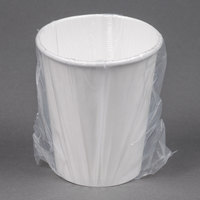 Dart Solo W370RC Hotel and Motel 10 oz. Individually Wrapped Paper Hot Cup 480/Case