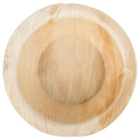 EcoChoice 4 inch Round Palm Leaf Bowl - 25/Pack