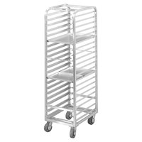 Channel AXD1818 18 Pan End Load Bun / Sheet Pan Rack - Assembled