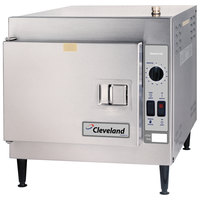 Cleveland 21CET8 SteamCraft Ultra 3 Pan Electric Countertop Steamer - 208V, 3 Phase, 8.3 kW