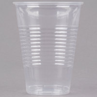 Choice 9 oz. Translucent Thin Wall Plastic Cold Cup - 2500 / Case