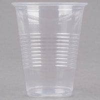 Choice 7 oz. Translucent Thin Wall Plastic Cold Cup - 2500 / Case