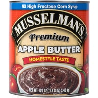 Musselman's Apple Butter #10 Can - 3 / Case