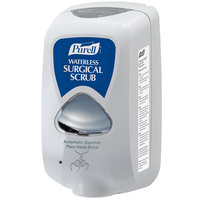 Purell® 2785-12 TFX Gray Waterless Surgical Scrub Touchless Dispenser - 12/Case