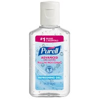 Purell® 3901-2C-250 Advanced 1 oz. Gel Instant Hand Sanitizer - 250/Case