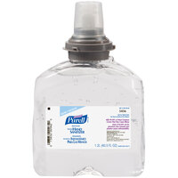 Purell® 5456-04 TFX Advanced 1200 mL Gel Instant Hand Sanitizer - 4/Case