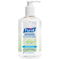 Purell® 3691-12 Advanced Green Certified 12 oz. Gel Instant Hand Sanitizer - 12/Case
