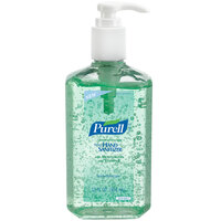 Purell® 3639-12 Advanced with Aloe 12 oz. Gel Instant Hand Sanitizer - 12 / Case