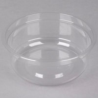Genpak SC017 17 oz. Clear Round Deli Container - 50/Pack