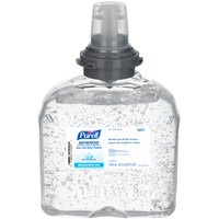 Purell® 5451-04 TFX Advanced Skin Nourishing 1200 mL Gel Instant Hand Sanitizer - 4/Case