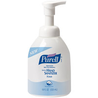 Purell® 5798-04 Advanced Skin Nourishing 535 mL Foaming Instant Hand Sanitizer - 4 / Case