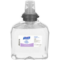 Purell® 5384-02 TFX SF607 1200 mL Foaming Instant Hand Sanitizer - 2/Case