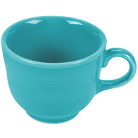 Homer Laughlin 452107 Fiesta Turquoise 7.75 oz. Cup - 12 / Case