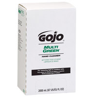 GOJO® 7265-04 TDX 2000 mL Multi Green Hand Cleaner - 4/Case