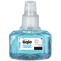 GOJO® 1340-03 LTX 700 mL Foaming Antimicrobial Hand Soap with PCMX - 3/Case