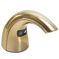 GOJO® 8560-01 CXT Gold Tone Counter Mount Touchless Hand Soap Dispenser