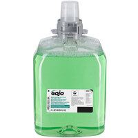 GOJO® 5263-02 FMX-20 Green Certified 2000 mL Cucumber Melon Foaming Hand, Hair, and Body Wash - 2/Case