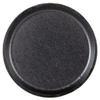 Lodge L7OGH3 9 1/4 inch Round Pre-Seasoned Cast Iron Serving Griddle