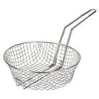 10 inch Round Coarse Mesh Culinary Basket