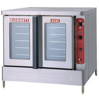 Blodgett Mark V-100 Xcel Single Deck Roll-In Model Full Size Electric Convection Oven - 11 kW