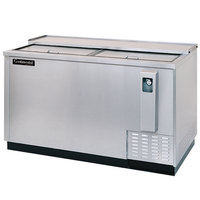 Continental Refrigerator CBC64-SS 64 inch Stainless Steel Horizontal Bottle Cooler