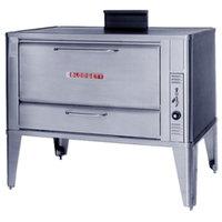 Blodgett 966 Gas Single Deck Oven with Draft Diverter - 50,000 BTU