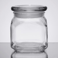 Anchor Hocking 85975 Emma 10 oz. Glass Jar with Lid