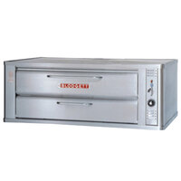 Blodgett 911P Gas Compact Replacement Base Unit Pizza Deck Oven - 27,000 BTU