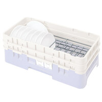 Cambro CRPHG1656000 Gray Half Size PlateSafe Camrack Grid
