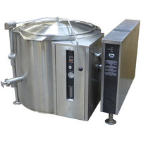 Blodgett KLT-40G 40 Gallon Tilting Quad-Leg Gas Steam Jacketed Kettle - 100,000 BTU