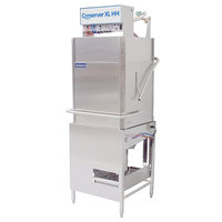 Jackson Conserver XL HH Low Temperature Tall Door Type Dish Machine - 115V
